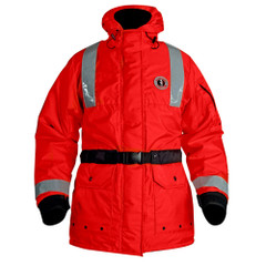 Mustang ThermoSystem Plus Flotation Coat - Red - XX-Large [MC1536-XXL-04]
