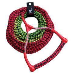 AIRHEAD Radius Handle Ski Rope - 3 Section - 45, 60 or 75 [AHSR-3]