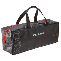 Plano KVD Wormfile Speedbag Large - Holds 40 Packs - Black\/Grey\/Red [PLAB12700]