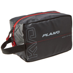Plano KVD Wormfile Speedbag Small - Holds 20 Packs - Black\/Grey\/Red [PLAB11700]