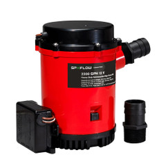 Johnson Pump 2299GPH Ultima Combo Auto Bilge Pump - 24V [02274-002]