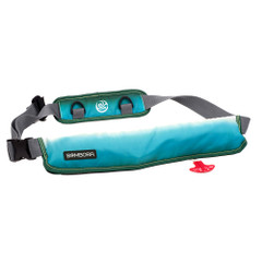 Bombora 16oz Inflatable Belt Pack - Tidal [TDL1619]