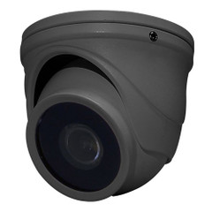 Speco HD-TVI 2MP Intensifier T Mini-Turret Camera, 2.8mm Fixed Lens - Dark Gray Housing [HINT71TG]