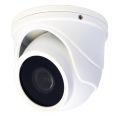 Speco HD-TVI 2MP Intensifier T Mini-Turret Camera, 2.8mm Fixed Lens - White Housing [HINT71TW]