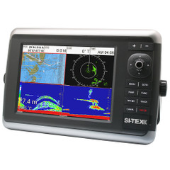 "SI-TEX NavStar 12"" Hybrid Touchscreen MFD 12"" w\/Internal GPS Antenna [NAVSTAR 12]"