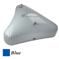 FATSAC Open Bow Triangle Fat Sac Ballast Bag - 650lbs - Blue [W706-BLUE]