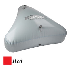 FATSAC Open Bow Triangle Fat Sac Ballast Bag - 650lbs - Red [W706-RED]