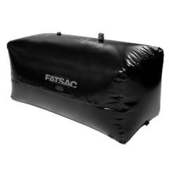 FATSAC Jumbo V-Drive Wakesurf Fat Sac Ballast Bag - 1100lbs - Black [W719-BLACK]