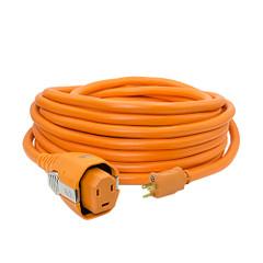 SmartPlug 15 Amp Marine 50 Dual Congifuration Cordset SPS X15Amp STD 115V Wall Plug [C15503]
