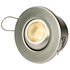 Sea-Dog Deluxe High Powered LED Overhead Light Adjustable Angle - 304 Stainless Steel [404520-1]