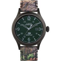Timex x Mossy Oak Standard - 40mm Case - Dark Camouflage [TW2T94600SO]