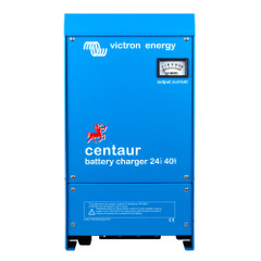 Victron Centaur Charger - 24 VDC - 40AMP - 3-Bank - 120-240 VAC [CCH024040000]