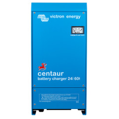 Victron Centaur Charger - 24 VDC - 60AMP - 3-Bank - 120-240 VAC [CCH024060000]