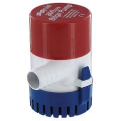 Rule 800 GPH Round Non-Automatic Bilge Pump - 24V [21R]