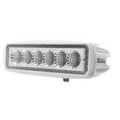 Hella Marine Value Fit Mini 6 LED Flood Light Bar - White [357203051]