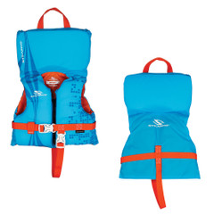 Stearns Infant Antimicrobial Life Jacket - Up to 30lbs - Blue [2000029260]
