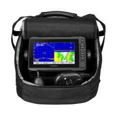 Garmin Panoptix Ice Fishing Bundle w\/ECHOMAP Plus 73cv [010-01893-21]