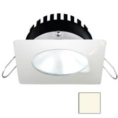 i2Systems Apeiron PRO A506 - 6W Spring Mount Light - Square\/Round - Neutral White - White Finish [A506-32BBD]