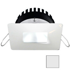 i2Systems Apeiron PRO A506 - 6W Spring Mount Light - Square\/Square - Cool White - White Finish [A506-34AAG]