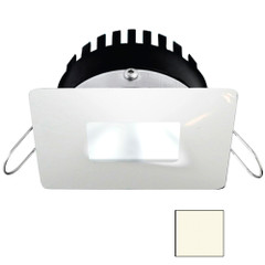 i2Systems Apeiron PRO A506 - 6W Spring Mount Light - Square\/Square - Neutral White - White Finish [A506-34BBD]
