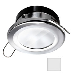 i2Systems Apeiron A1110Z - 4.5W Spring Mount Light - Round - Cool White - Chrome Finish [A1110Z-11AAH]