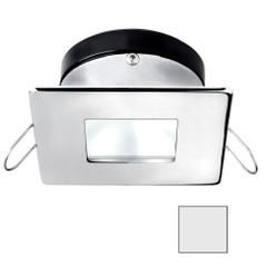 i2Systems Apeiron A1110Z - 4.5W Spring Mount Light - Square\/Square - Cool White - Chrome Finish [A1110Z-14AAH]