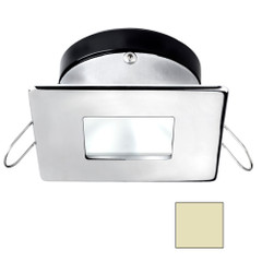 i2Systems Apeiron A1110Z - 4.5W Spring Mount Light - Square\/Square - Warm White - Chrome Finish [A1110Z-14CAB]