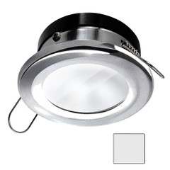 i2Systems Apeiron A1110Z - 4.5W Spring Mount Light - Round - Cool White - Brushed Nickel Finish [A1110Z-41AAH]