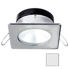 i2Systems Apeiron A1110Z - 4.5W Spring Mount Light - Square\/Round - Cool White - Brushed Nickel Finish [A1110Z-42AAH]