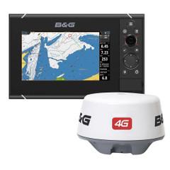 BG Zeus3 7 MFD w\/4G Radar Bundle [000-13802-001]