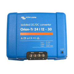 Victron Orion-TR DC-DC Converter - 24 VDC to 12 VDC - 30AMP Isolated [ORI241240110]