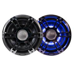 """FUSION FL88SPC Signature Series Speakers 8.8"""" Sport Grill - (Pair) Chrome [010-01827-00]"""