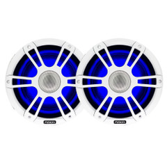 """FUSION SG-CL77SPW Signature Series Speakers 7.7"""" Sports Grill - 280 W -White [010-01428-12]"""