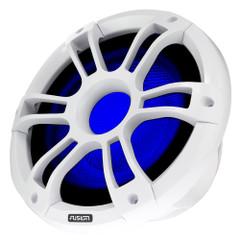 "FUSION SG-SL101SPW 10"" 450W Sports White Marine Subwoofer w\/LEDs [010-01428-22]"