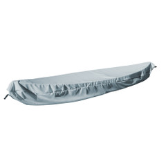 Carver Performance Poly-Guard Specialty Cover f\/15 Canoes - Grey [7015P-10]
