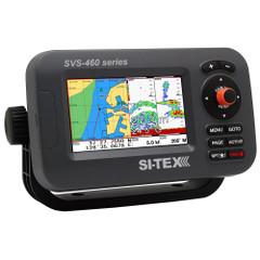 "SI-TEX SVS-460CE Chartplotter - 4.3"" Color Screen w\/External GPS & Navionics+ Flexible Coverage [SVS-460CE]"