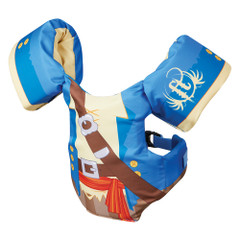Full Throttle Little Dippers Life Jacket - Pirate [104400-500-001-18]
