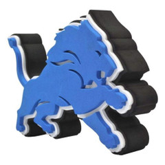 NFL Detroit Lions 3D Foam Wall Sign