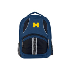The Northwest Company Officially Licensed NCAA Michigan Wolverines Captain Backpack, Blue, 18.5""