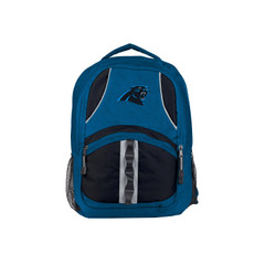 "Officially Licensed NFL ""Captain"" Backpack, Multi Color, 18.5"", Carolina Panthers"