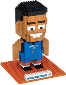 Oklahoma City Thunder Westbrook R. #0 3D Brxlz - Player…