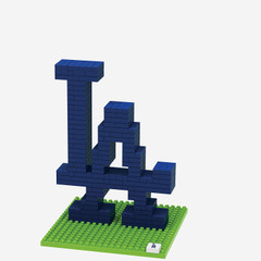 Los Angeles Dodgers 3D Brxlz - Logo