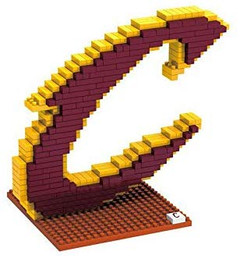 Cleveland Cavaliers 3D Brxlz - Logo