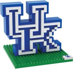 NCAA Mini BRXLZ Logo Building Blocks - Kentucky Wildcats