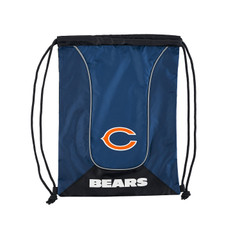 "Officially Licensed NFL Chicago Bears ""Doubleheader"" Backsack, Navy, 18"""