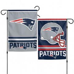 WinCraft NFL New England Patriots WCR08374013 Garden Flag