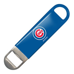 MLB Chicago Cubs Vinyl Covered Long Neck Bottle Opener