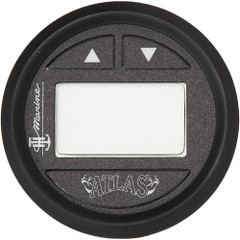 """T-H Marine ATLAS Hydraulic Gauge Kit f\/4""""  8"""" ATLAS Jack Plate - Black Bezel [FAGK-1-DP]"""