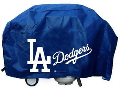 Rico Los Angeles Dodgers MLB Economy Barbeque Grill Cover