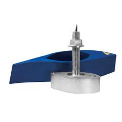 Furuno SS260 Thru-Hull Transducer - Stainless Steel - 1kW - 50\/200 - No Plug [556TID-HDN]